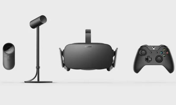 Oculus Rift настройка